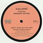 Don'T Walk Out On Love (Frankie Knuckles Mix)