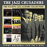 Classic Pacific Jazz Albums  (Eight Original Lp'S On 4 Cds)