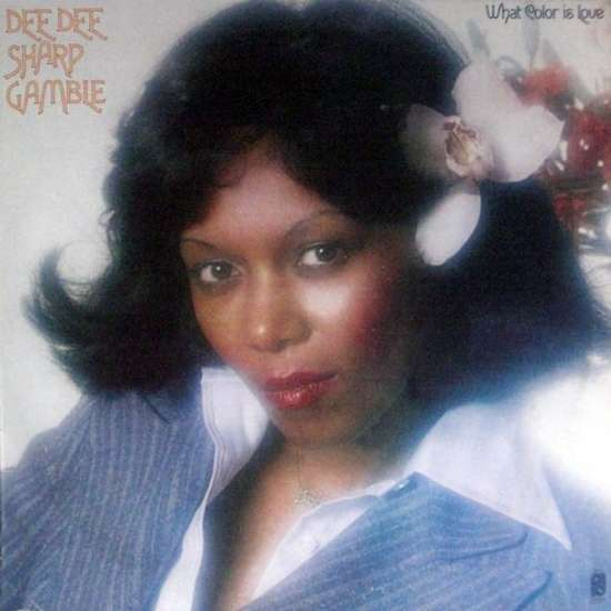 Dee Dee Sharp Gamble What Color Is Love Lp Music