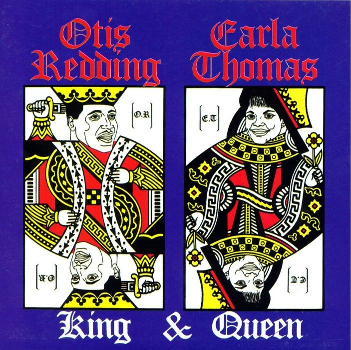 Image result for otis redding and carla thomas king and queen