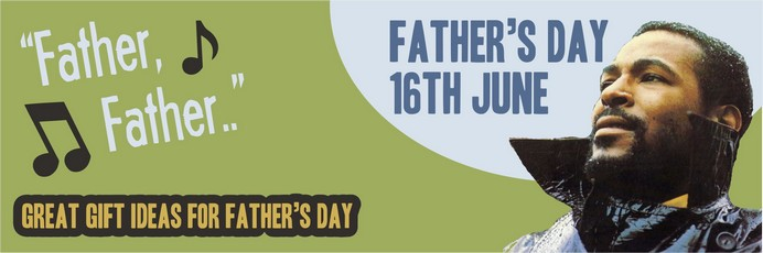 Father's Day - Sunday 16th June - Soul Brother Records