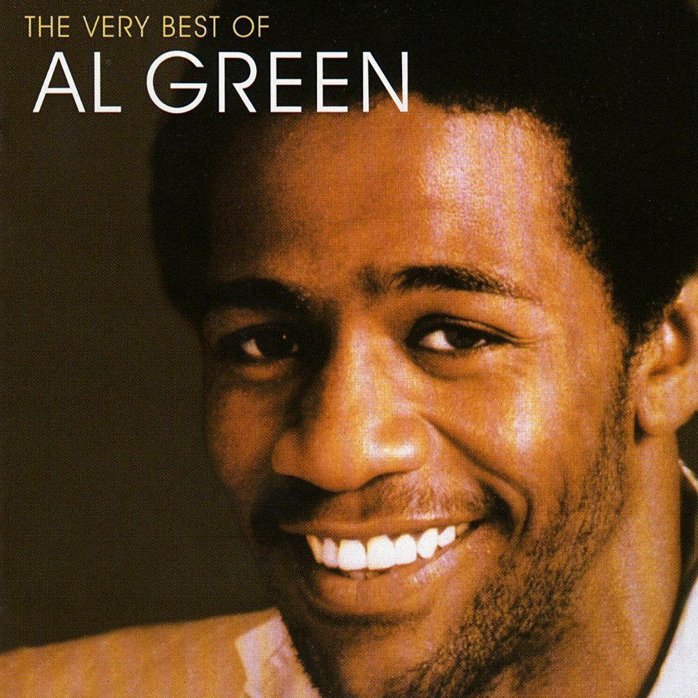 Al green very best of cd music music club for Very best images