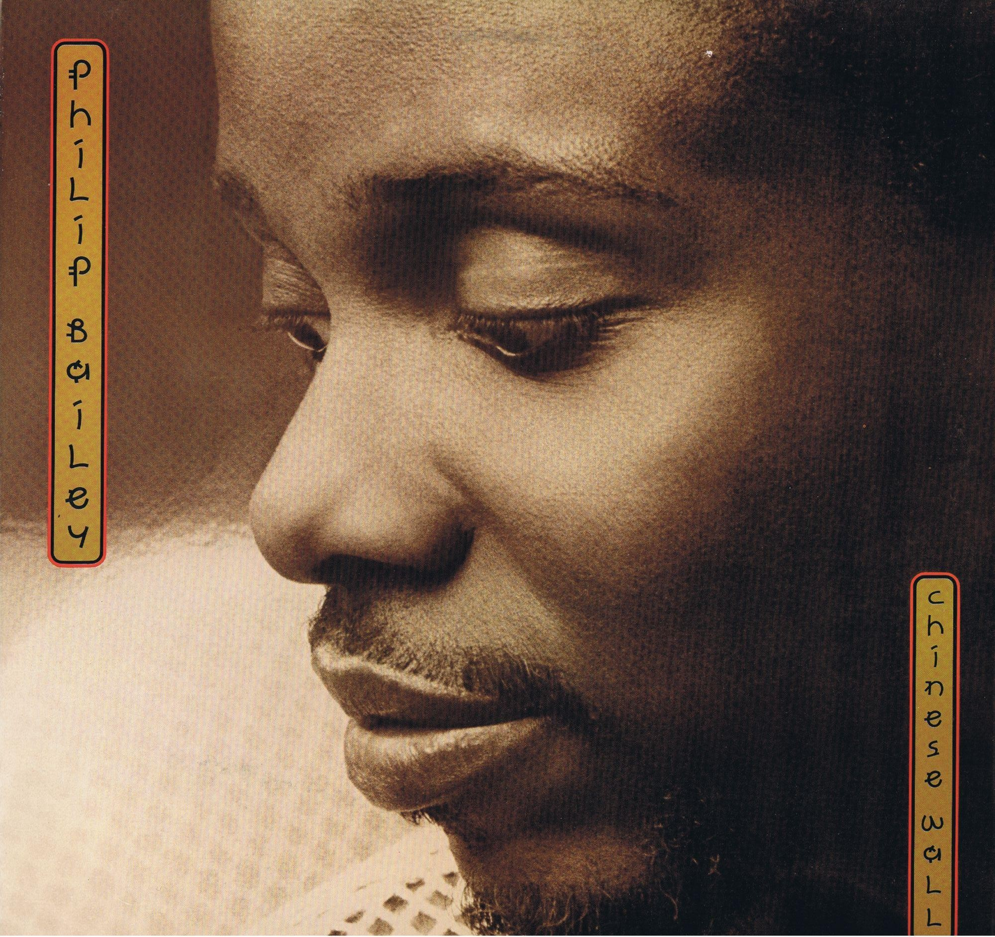 Philip Bailey Chinese Wall Cd Music Columbia