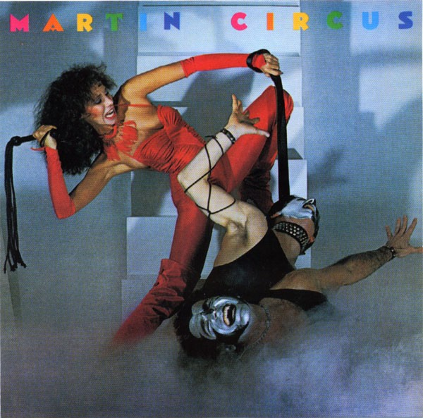 Martin Circus Disco Circus 12 Quot Single Music Prelude
