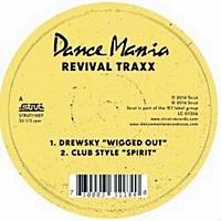 Dance Mania Revival Traxx Ep