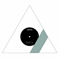 Jaded Incorporated - Black Future/People Change (Glow In The Dark Triangle Vinyl)