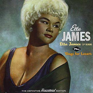 Etta James (3Rd Album) Plus Sings For Lovers