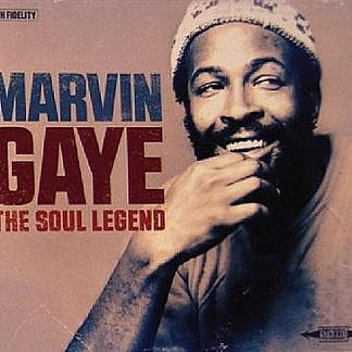 The Soul Legend - The Best Of Marvin Gaye