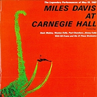 Miles Davis At Carnegie Hall (Mastersound Paper Sleeve)