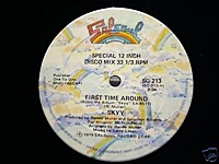 First Time Around (Mixed By Larry Levan)