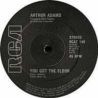 You Got The Floor