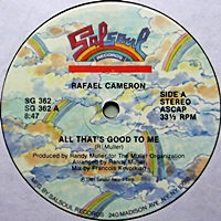 All That'S Good To Me / Boogie'S Gonna Get Ya