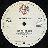 Boogie Business / Going Back To My Roots