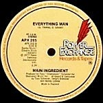 Everything Man/Reggae Disco