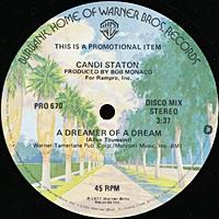 A Dreamer Of A Dream