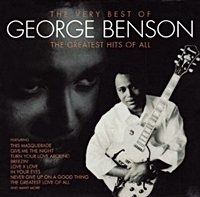 Very Best Of George Benson The Greatest Hits Of All