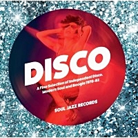 Soul Jazz Presents Disco Record B