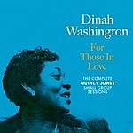 For Those In Love -The Complete Quincy Jones Small Group Sessions