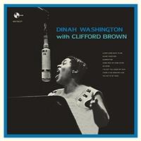 Dinah Washington With Clifford Brown (180Gm)