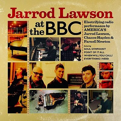 Jarrod Lawson At The Bbc (180Gm Ltd Edition)