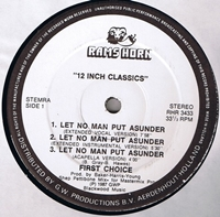 Let No Man Put Asunder (Special Extended Remix)