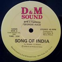 Song Of India / Disco Boogie