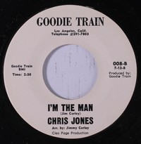 "I'M The Man/Destination Unknown (7"" single deal)"