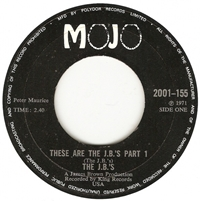 """These Are The Jb'S (7"""" single deal)"""