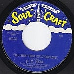 "All I Want From You Is Love/ Oj (7"" single deal)"