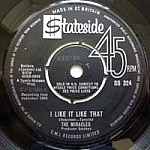 "I Like It Like That/ You'Re So Fine And Sweet (7"" single deal)"