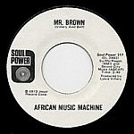 "Mr Brown/ Camel Time (7"" single deal)"