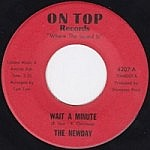 "Wait A Minute/ Just Another Reason (7"" single deal)"