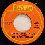 "You'Re Living A Lie/ Split Personality (7"" single deal)"