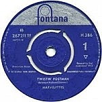 "Twistin Postman/ I Want A Guy (7"" single deal)"