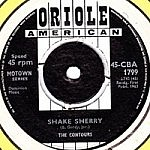 "Shake Sherry/ You Better Get In Line (7"" single deal)"