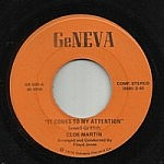 "It Comes To My Attention (7"" single deal)"