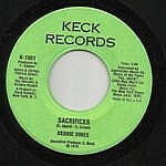"Sacrifices/ Get Off Your Butt (7"" single deal)"