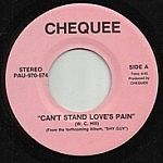 "Cant Stand The Pain/ I'Ve Got To Be Found (7"" single deal)"