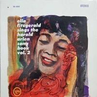 Sings The Harold Arlen Song Book Vol.2