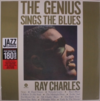 The Genius Sings The Blues (180Gm)