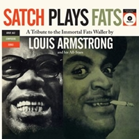 Satch Plays Fats (180G)