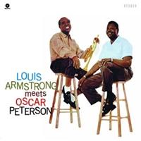 Louis Armstrong Meets Oscar Peterson 180G Vinyl