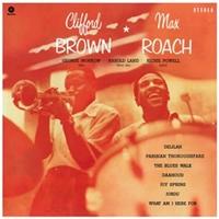 Clifford Brown & Max Roach (180G)