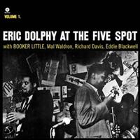 At The Five Spot Vol. 1 (180G) + Bonus Track