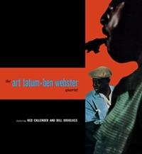 The Art Tatum - Ben Webster Quartet (180G)