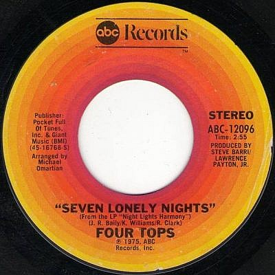 Seven Lonely Nights