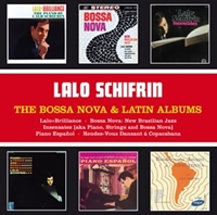 The Bossa Nova & Latin Albums