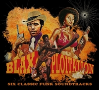Blaxploitation - Six Classic Funk Soundtracks -Classic Albums Series