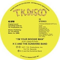 I'M Your Boogie Man/Todd Terje Edit