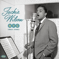 Jackie Wilson Nyc 1961-1966